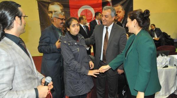 Edirne'de Dar Gelirli 736 Aile Konut Sahibi Oldu