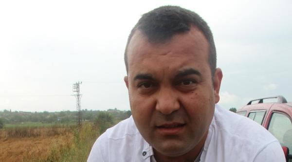 Edirne'de Dolu Çiftçiyi Vurdu