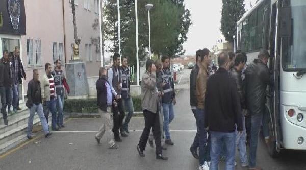 Edirne'De Kaçak Kilavuz Operasyonu: 21 Gözalti