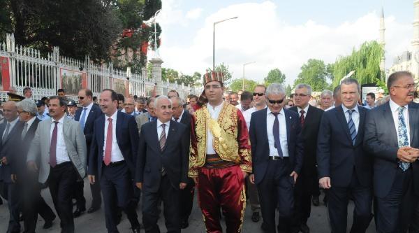 Edirne'de Kırkpınar Haftasına Renkli Açılış