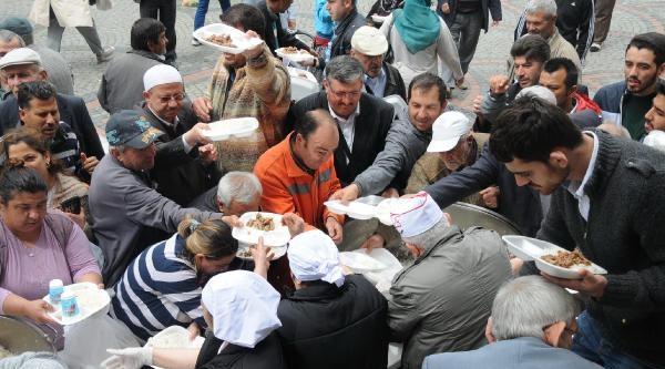 Edirne'de Pilav İzdihami
