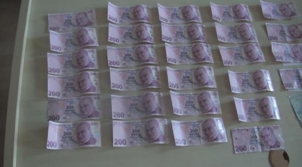 Edirne'de Sahte Para İle Yakalanan 4 Kişi Tutuklandı