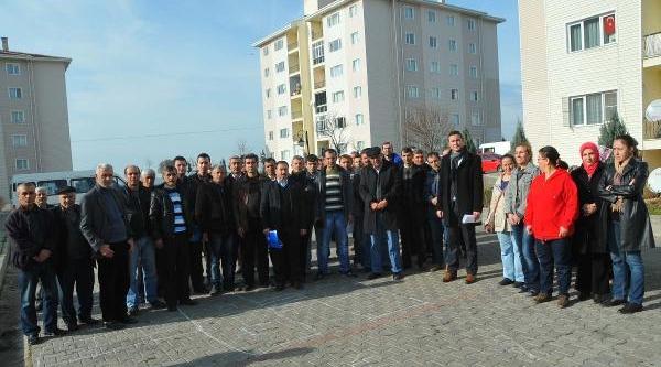 Edirne'De Sahte Seçmen Iddiasi