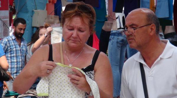 Edirne'deki Halk Pazarına Üç Ülkeden Müşteri