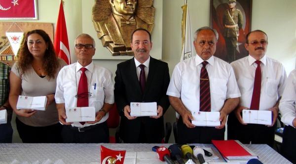 Edirne'den 5 Bin 3 Şehit Yakınına Mektup