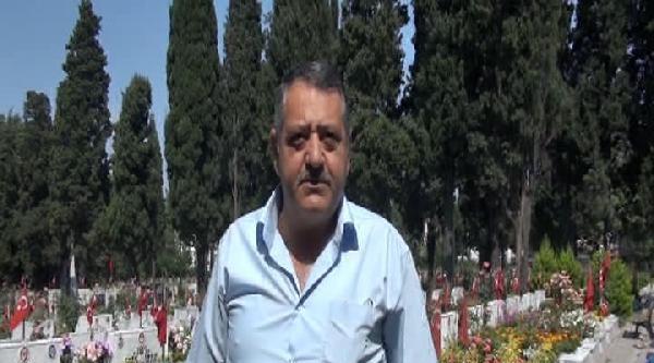 Edirnekapı Şehitliği'nde Buruk Babalar Günü Kutlaması