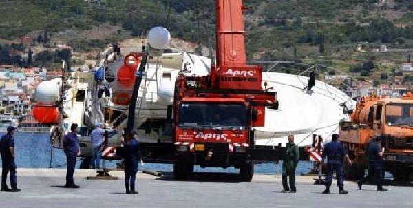 Ege Denizi'nde Yine Kaçak Faciası: 13 Ceset Bulundu (ek Fotoğraflar)