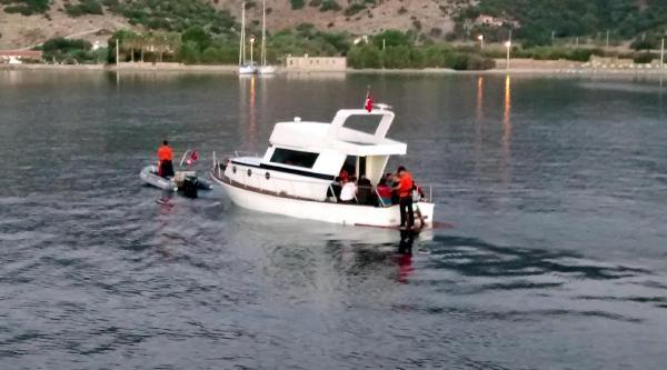 Ege Kıyılarında Kaçak Göçmen Operasyonları