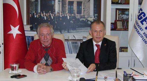 "Ege-Koop Genel Başkani Aslan: ""Kordon'Da Ciddi Afet Riski Var"""