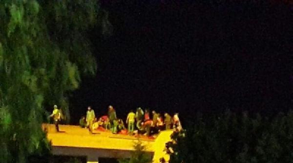 Ege Üniversitesi'nde İşgale Müdahale: 38 Gözaltı