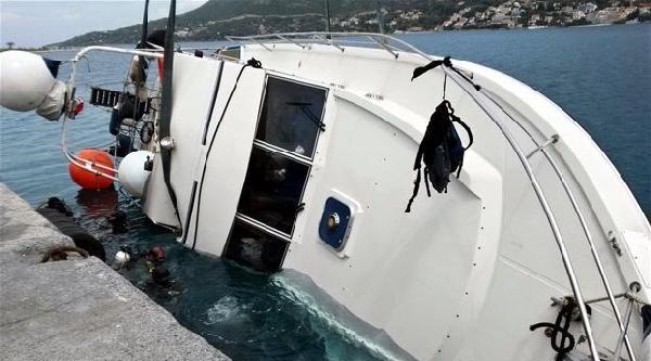 Ege'de 22 Kaçağın Öldüğü Kazada Kaptan Sarhoştu İddiasi