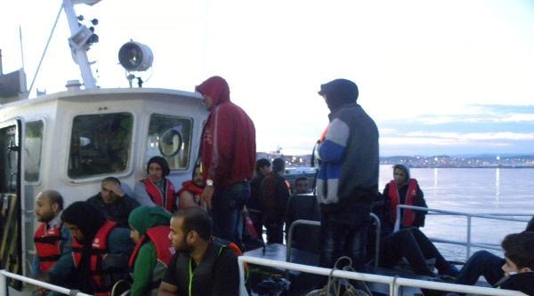 Ege'de 3 Günde 150 Kaçak Yakalandı