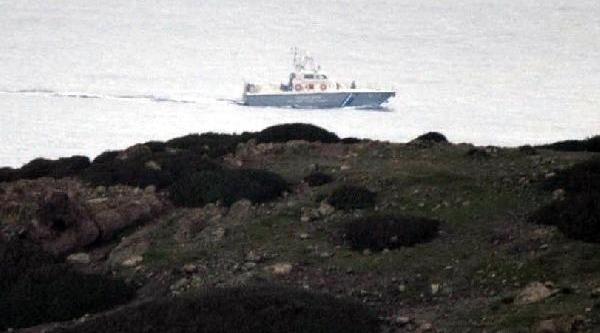 Ege'de Batan Teknedeki Kaçaklardan 11'i Kurtarildi