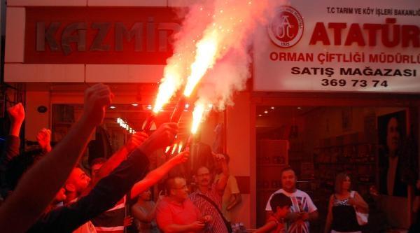 Egemen, Pınar Karşıyaka'ya Kazandıracak