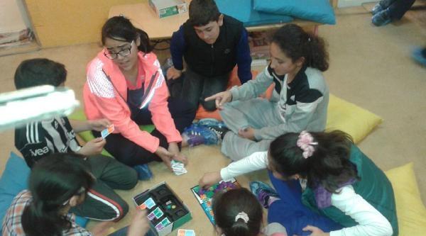 Eğitim Gönüllüleri'nden Çocuklara Yaz Etkinliği