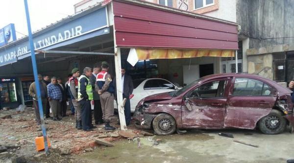 Ehliyetsiz Sürücü Ağır Yaralandı