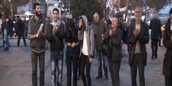 Ek Bilgiler//chp Beşiktaş Ilçe Başkanliği'nda Beltaş Protestosu