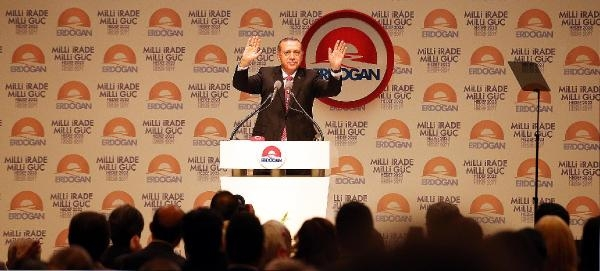 Ek Fotoğraf // Başbakan Erdoğan, Cumhurbaşkanlığı 'türkiye Vizyon Belgesi'ni Açıkladı