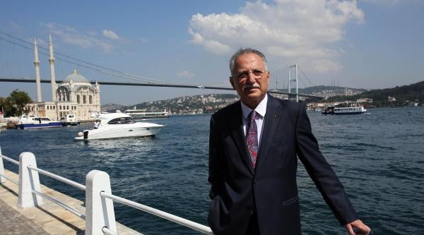 Ek Fotoğraf - Cumhurbaskanı Adayı İhsanoglu İstanbul'da
