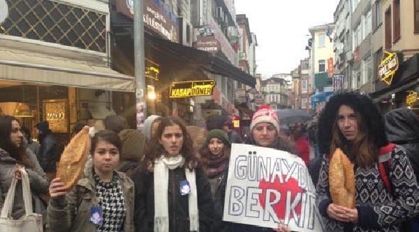 Ek Fotoğraf -  Üniversiteliler Berkin Elvan İçin Boykotta