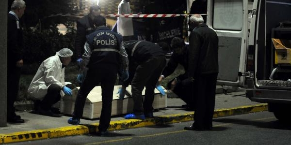 Ek Fotoğraf Ve Bilgilerle // Atatürk Havalimani'Nda Cinayet: 1 Ölü