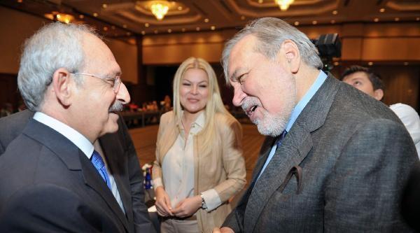 Ek Fotoğraf//kılıçdaroğlu Büyük Uzlaşı Toplantısında