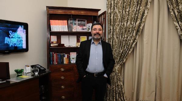 Ek Fotoğraflar /// Ahmet Ümit, Agatha Christie'ye Komşu Oldu