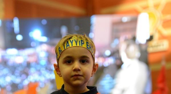 Ek Fotoğraflar// Ak Parti İl Merkezinde Sevinç Gösterileri