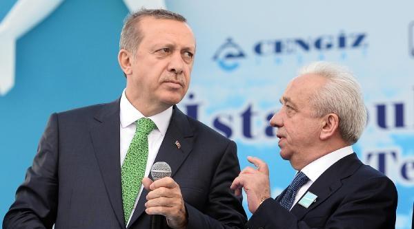 Ek Fotoğraflar - Başbakan Erdoğan, 3. Havalimanı'nın Temelini Attı