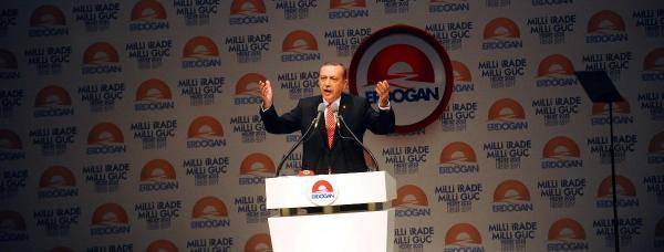 Ek Fotoğraflar /// Başbakan Erdoğan, Cumhurbaşkanlığı 'türkiye Vizyon Belgesi'ni Açıklıyor