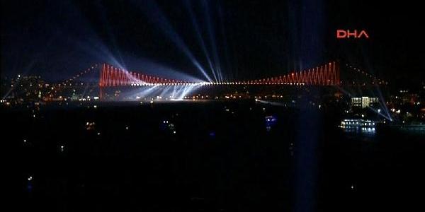 Ek Fotoğraflar - Boğaz'da Görkemli Kutlama