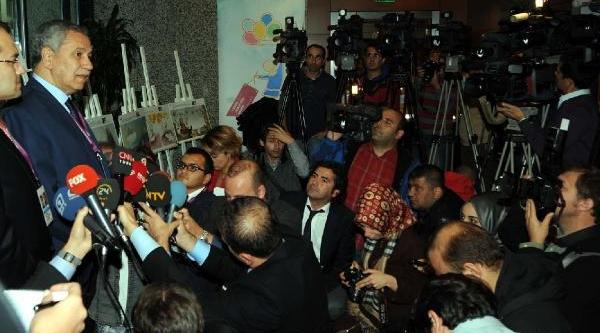Ek Fotoğraflar /// Bülent Arinç, Medya Ve Çocuk Konferansina Katildi