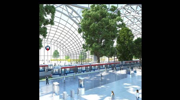 Ek Fotoğraflar // Büyükçekmece'ye Metrogar Projesi