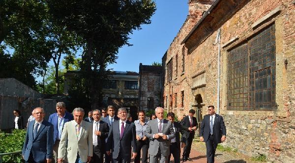 (ek Fotoğraflar) - Cumhurbaşkanı Abdullah Gül Arkeoloji Müzesi'ni Ziyaret Etti