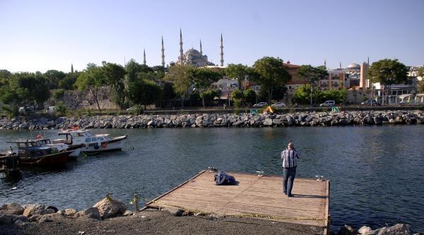 Ek Fotoğraflar// Denizden Bebek Cesedi Çikti