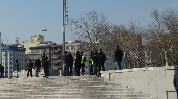 Ek Fotoğraflar - Gezi Parkı Kapatıldı