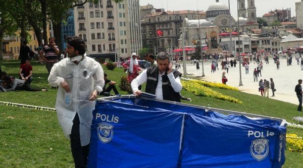 Ek Fotoğraflar -  Gezi Parkı'nda Bir Kişi Ölü Bulundu
