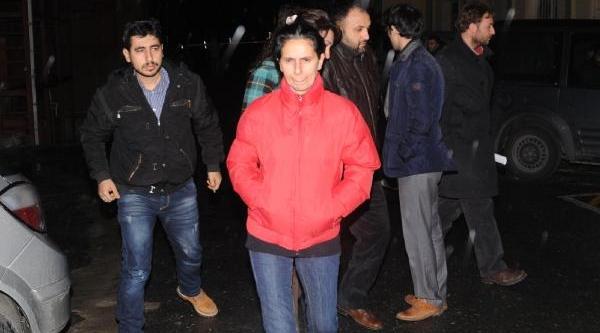 Ek Fotoğraflar// Gözaltina Alinanlar Sağlik Kontrolünden Geçirildi
