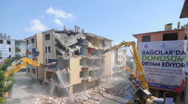 Ek Fotoğraflar - Güllüce'den İnşaatçilara Uyarı: Kilitleriz Kardeşim