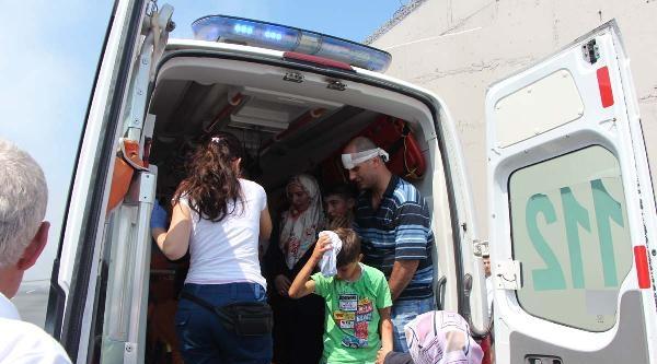 Ek Fotoğraflar - Halk Otobüsü Yandı: 3 Kişi Öldü