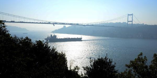 Ek Fotoğraflar / Istanbul Boğazinda Arizalanan Tanker