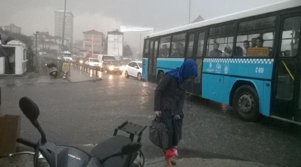 Ek Fotoğraflar //// İstanbul'da Çok Etkili Bölgesel Yağış