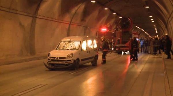 Ek Fotoğraflar  // Kağıthane-beşiktaş Tünelinde Yangın Tatbikatı
