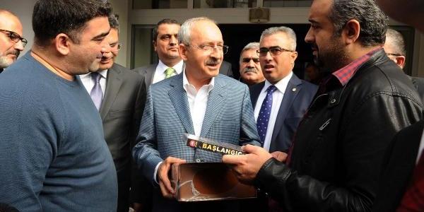 Ek Fotoğraflar /// Kemal Kiliçdaroğlu, Kagider Toplantisina Katildi
