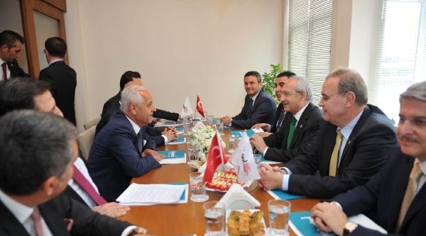 Ek Fotoğraflar - Kılıçdaroğlu'na