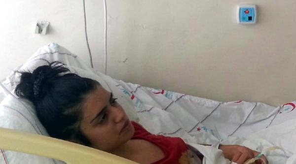 Ek Fotoğraflar /// Kübra Dere'ye Hastane Ziyareti