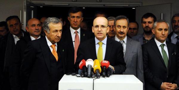 Ek Fotoğraflar - Maliye Bakanı Şimşek'ten