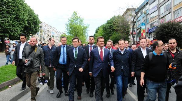 Ek Fotoğraflar - Mustafa Sarıgül Beşiktaş'ta