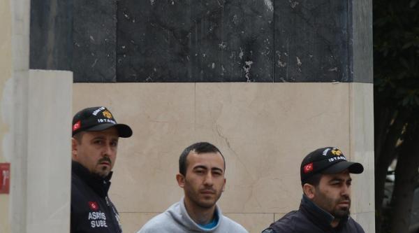 Ek Fotoğraflar /// Para Nakil Aracını Soyan Şüpheli Yakalandı