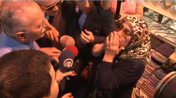 Ek Fotoğraflar// Prof. İhsanoğlu Mısır Çarişini Gezdi